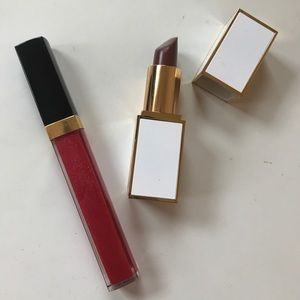 Tom Ford & Chanel Lip Bundle